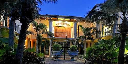 Florida beach front homes for sale