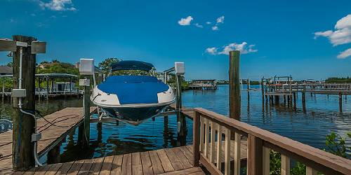Palm Harbor Waterfront Home